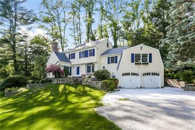 Chappaqua Single Family Home For Sale: 59 Kipp Street