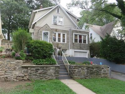 Yonkers Rental For Rent: 636 Midland Avenue
