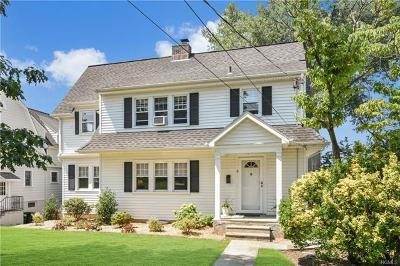 Scarsdale Single Family Home For Sale: 9 Rutgers Place