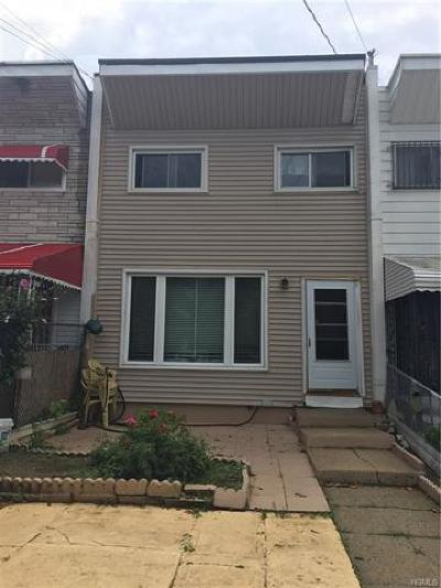 Bronx Single Family Home For Sale: 525 White Plains Road