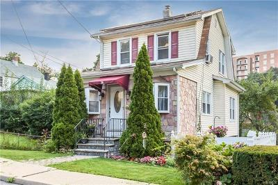 Westchester County Single Family Home For Sale: 38 Rogers Street