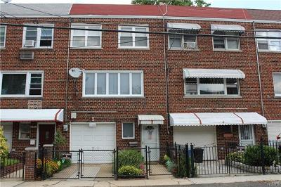 Bronx NY Single Family Home For Sale: $519,000