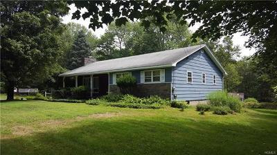 Monticello, Monticello Village Single Family Home For Sale