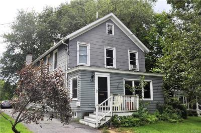Dutchess County Single Family Home For Sale: 26 Garden Street