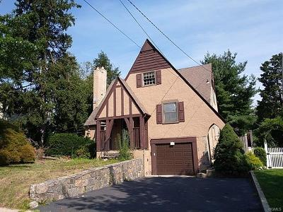 Westchester County Single Family Home For Sale: 18 Linden Street