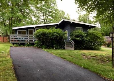 Sullivan County Single Family Home For Sale: 39 Hilltop Road