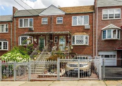 Bronx NY Single Family Home For Sale: $459,000