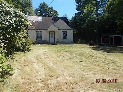 Liberty NY Single Family Home For Sale: $35,000