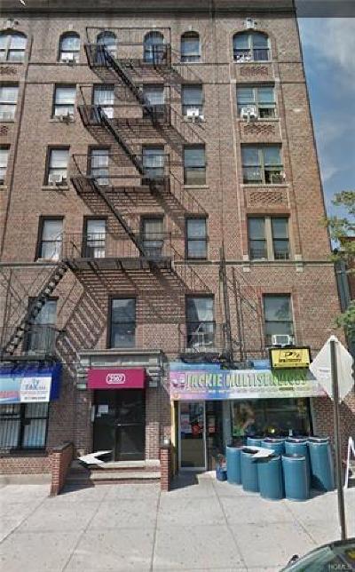 Bronx Co-Operative For Sale: 2167 Crotona Avenue #21