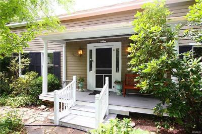 Cuddebackville Single Family Home For Sale: 153 Kennel Road