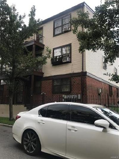 Bronx Condo/Townhouse For Sale: 803 Jackson Avenue #A