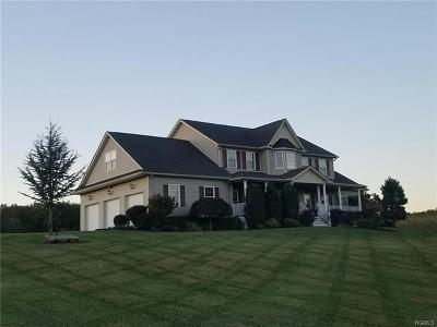 Slate Hill Single Family Home For Sale: 909 South Plank Road