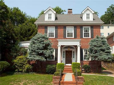 Yonkers Single Family Home For Sale: 67 Rumsey Road
