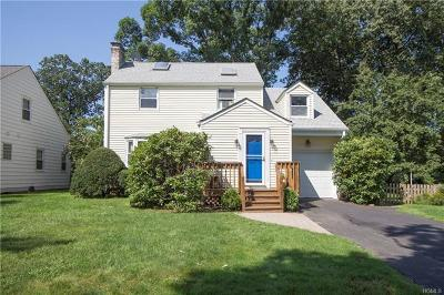 Port Chester Single Family Home For Sale: 16 Haines Boulevard