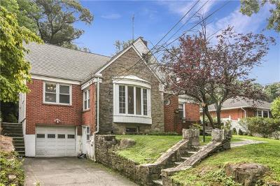 Yonkers Single Family Home For Sale: 376 Midland Avenue