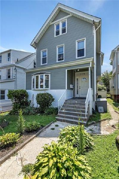 Mount Vernon Multi Family 2-4 For Sale: 114 Washington Street