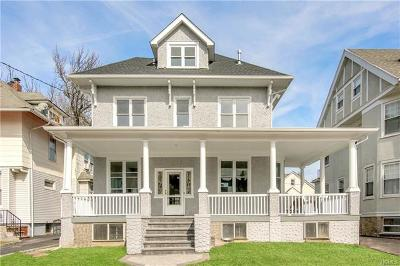 New Rochelle Single Family Home For Sale: 5 Woodbine Avenue