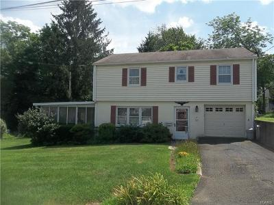 Rockland County Single Family Home For Sale: 12 Bogert Place