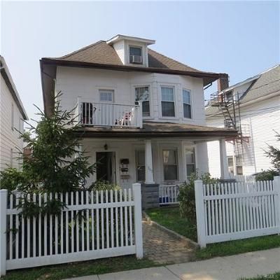 Yonkers Multi Family 2-4 For Sale: 213 Jessamine Avenue