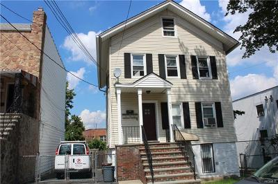 Bronx NY Multi Family 2-4 For Sale: $595,000