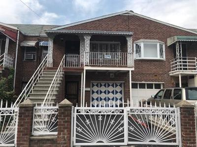 Bronx NY Multi Family 2-4 For Sale: $469,021
