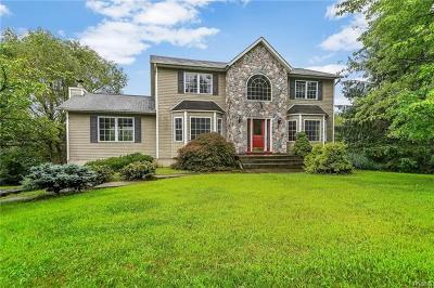 Chester Single Family Home For Sale: 107 Creamery Pond Road
