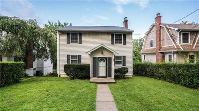 Scarsdale Single Family Home For Sale: 1409 Weaver Street
