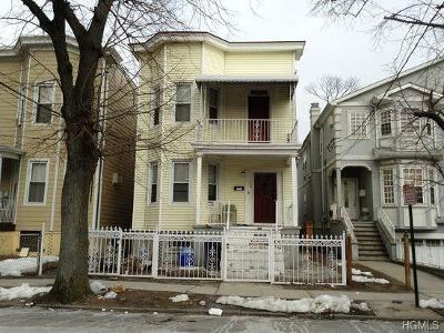 Mount Vernon Multi Family 2-4 For Sale: 139 South 12th Avenue