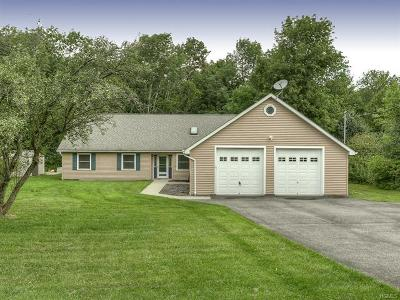 Single Family Home For Sale: 1744 Greenville Turnpike