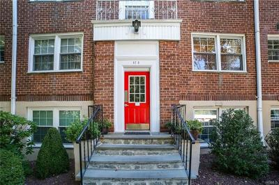Bronxville Condo/Townhouse For Sale: 67 South Rockledge Road #1D