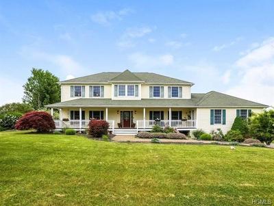 Lagrangeville Single Family Home For Sale: 27 Cunningham Drive