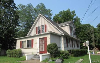 Orange County Single Family Home For Sale: 1537 Route 208