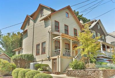 Nyack Single Family Home For Sale: 17 4th Avenue