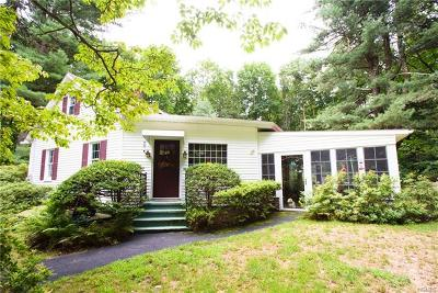 Single Family Home For Sale: 229 Hawleys Corners Road