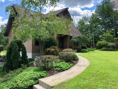Gardiner Single Family Home For Sale: 1058 North Mountain Road