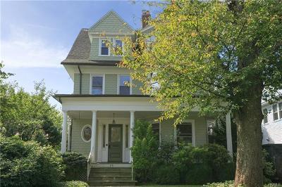 Larchmont Single Family Home For Sale: 65 Magnolia Avenue