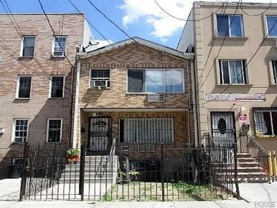 Bronx Multi Family 2-4 For Sale: 1320 College Avenue