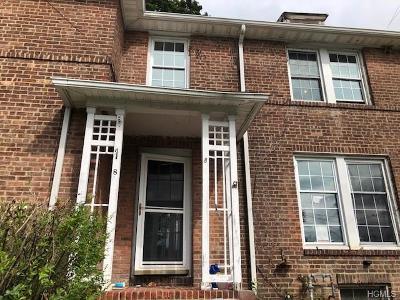 Newburgh Single Family Home For Sale: 8 Bush Avenue