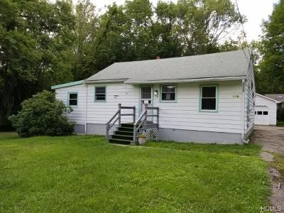 Middletown Single Family Home For Sale: 1110 Route 211 West
