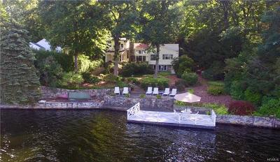 Putnam Valley Single Family Home For Sale: 552 Lake Shore Road