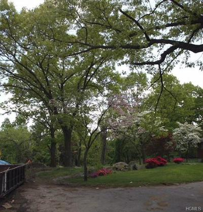 Bronxville NY Residential Lots & Land For Sale: $539,000