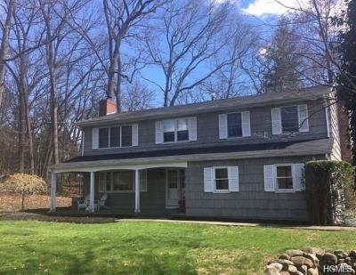 Tappan Single Family Home For Sale: 72 Liberty Road