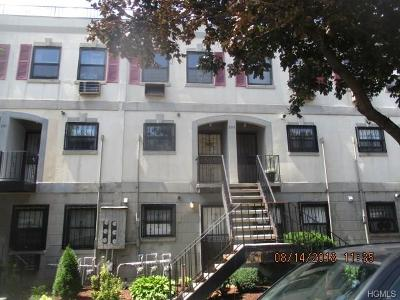 Bronx County Condo/Townhouse For Sale: 853 Underhill Avenue