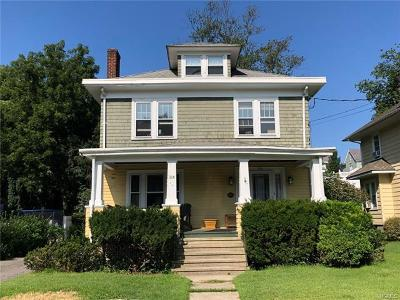 Peekskill Single Family Home For Sale: 314 Depew Street