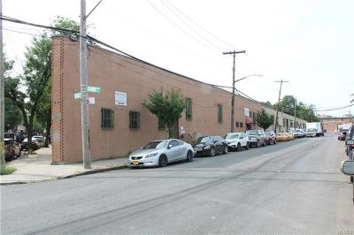 Bronx Commercial For Sale: 1371 Seabury Avenue