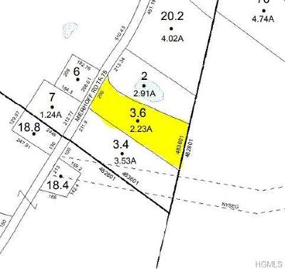 Fallsburg Residential Lots & Land For Sale: Mierhoff Road