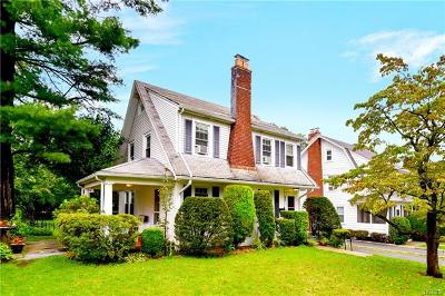 White Plains Single Family Home For Sale: 106 Longview Avenue