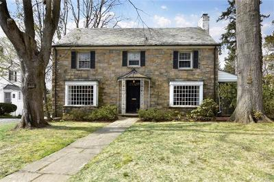 Mount Vernon Single Family Home For Sale: 312 Central Parkway