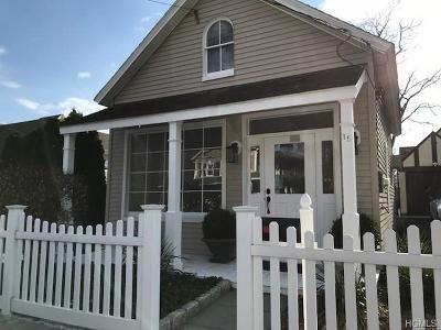 Armonk Commercial For Sale: 15 Maple Avenue