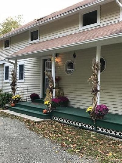 Millbrook Single Family Home For Sale: 762 Route 343